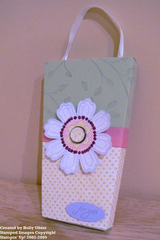 Flower For You Treat Box_Side View