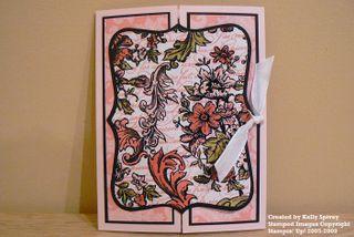 Fairy Tale Gated Card