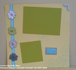 Fifth Avenue Floral Page