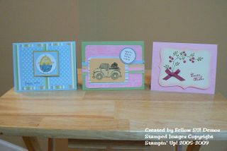 Easter Full Cards 1 Swap