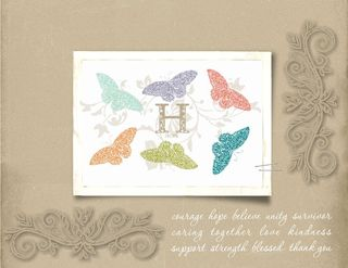 Fruits and Flowers Template Card-001