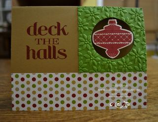 Deck the halls suspension card-001